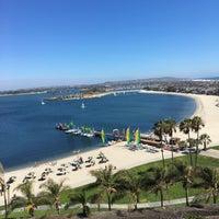 Photo taken at Catamaran Resort Hotel and Spa by Katie J. on 6/16/2016