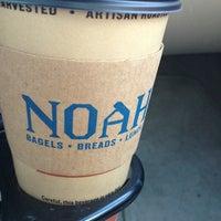 Photo taken at Noah's Bagels by Martin C. on 7/23/2013