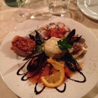 Photo taken at Ristorante Cavaliere Nero by Cagner F. on 1/27/2016