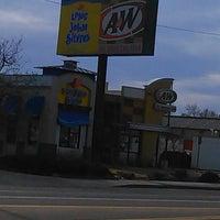 Photo taken at Long John Silver's/A&W by J G. on 3/17/2014