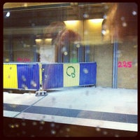 Photo taken at Brussels-Schuman Railway Station by Izo on 11/1/2012