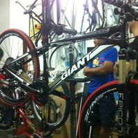 Photo taken at orbit cycle by Redzuan A. on 11/3/2012