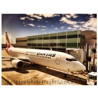 Photo taken at Melbourne Airport (MEL) by José N. on 2/6/2013