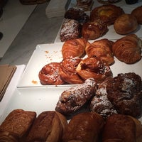 Photo taken at Margo Patisserie Cafe by Jenny S. on 9/26/2014