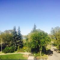 Photo taken at University Of Regina by Natsumin on 9/22/2015