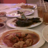 Photo taken at D'Cost Seafood by grace a. on 8/28/2013