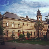 Photo taken at State Library of South Australia by Marco C. on 11/6/2012
