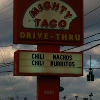 Photo taken at Mighty Taco by Tom K. on 12/22/2012