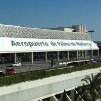 Photo taken at Palma de Mallorca Airport (PMI) by Laš L. on 11/25/2012