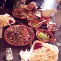 Photo taken at Benji's Burger by Lorena O. on 12/1/2013