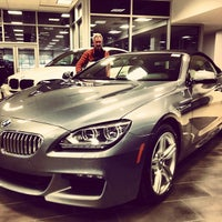 Photo taken at Westchester BMW by Adrian W. on 2/1/2014