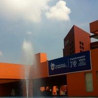 Photo taken at Tecnológico de Monterrey by Luzbel M. on 10/9/2013