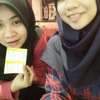 Photo taken at Grand Cineplex by nur w. on 7/29/2016