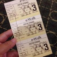 Photo taken at e-Walk XXI by Reski U. on 10/27/2016