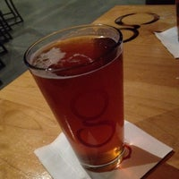 Photo taken at Goodnights Pizza Bar + Patio by Kraig P. on 10/25/2013
