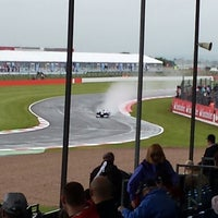 Photo taken at Silverstone Circuit by Ian D. on 6/28/2013