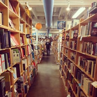 Photo taken at Powell's Books on Hawthorne by Chris B. on 3/16/2013