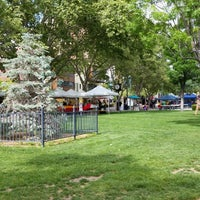 Photo taken at Concord Farmers' Market by Ryan P. on 4/22/2016