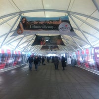 Photo taken at ExCeL London by Yeliz S. on 11/4/2012