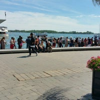 Photo taken at Queen's Quay Terminal by Dan L. on 6/13/2015