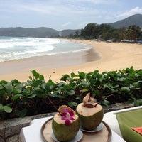Photo taken at Karon Beach Resort & Spa by Nuran K. on 6/19/2014