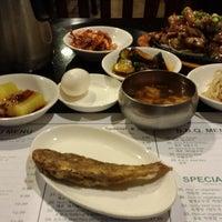 Photo taken at Cho Dang Tofu & BBQ by Brad T. on 10/7/2013