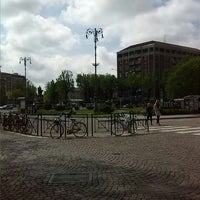 Photo taken at Stazione Vercelli by Giuseppe C. on 4/22/2014