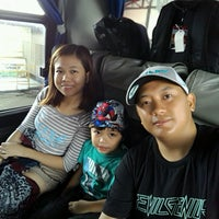 Photo taken at Philippine Rabbit (Avenida Terminal) by Irone Jc d. on 8/20/2016