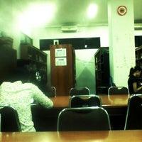 Photo taken at Perpustakaan FISIP UPN Veteran Yogyakarta by Vicky A. on 4/18/2013