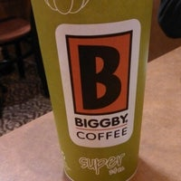 Photo taken at Biggby Coffee by Chloé C. on 11/6/2013