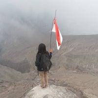 Photo taken at Gunung Kelud by Christa K. on 9/29/2015