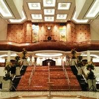 Photo taken at Istana Budaya by Christine C. on 5/16/2013