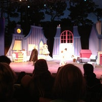 Photo taken at Forest Theatre by Jennifer C. on 9/15/2013