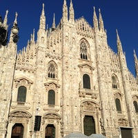 Photo taken at Piazza del Duomo by Carmine P. on 5/24/2013