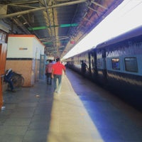 Photo taken at Allahabad Junction by αикυя s. on 9/13/2015