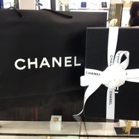 Photo taken at Chanel Boutique by Lina M. on 6/14/2014