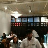 Photo taken at Kala Ghoda Café by Mehul V. on 10/16/2016