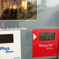 Photo taken at Chevron by Michael L. on 6/6/2013