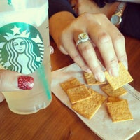 Photo taken at Starbucks by Yvonne M. on 2/7/2013