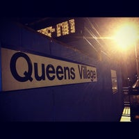 Photo taken at LIRR - Queens Village Station by Marvin M. on 11/28/2012