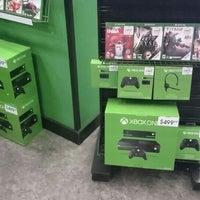 Photo taken at GameStop by Rodrigo L. on 11/23/2013