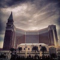 Photo taken at The Venetian Macau Resort by Gaganjot K. on 7/7/2013