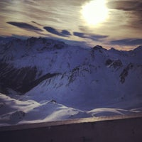 Photo taken at Xperia Ischgl Snowpark by Andrey D. on 1/9/2013