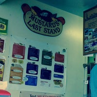 Photo taken at Mustard's Last Stand by Chris T. on 5/6/2014