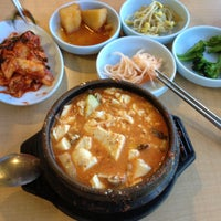 Photo taken at Convoy Tofu House by Robert M. on 4/22/2013