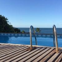 Photo taken at Pousada Ilha da Saudade by noenotiene on 3/30/2015
