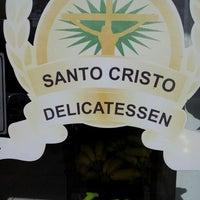 Photo taken at Padaria Santo Cristo by Leandro M. on 12/23/2013