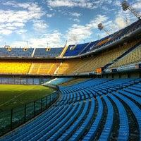 Foto tirada no(a) Estadio Alberto J. Armando (La Bombonera) por Daniel em 5/7/2013