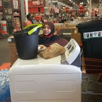 Photo taken at The Home Depot by Fadi T. on 7/27/2014