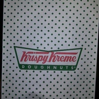 Photo taken at Krispy Kreme by Alejandro C. on 3/6/2015